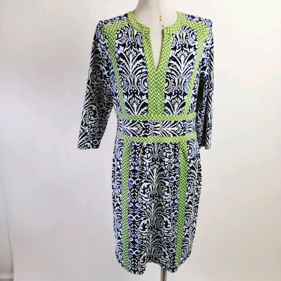 J. McLaughlin large dress